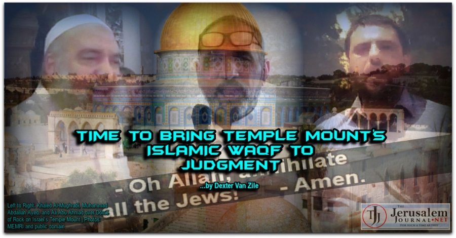 TIME TO BRING TEMPLE MOUNT