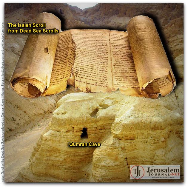 Dead sea scrolls dating method used to estimate 5